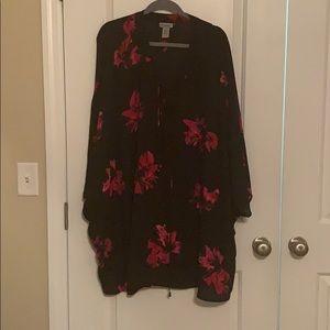 Catherine's Pink Flower 🌺 Shirt